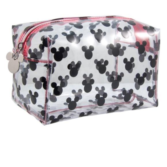 4b3bbd838a NWT Disney Mickey Mouse Makeup Bag